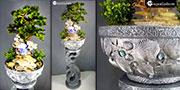 Купить фонтан в стиле Фэн-шуй