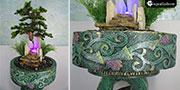 Комнатный фонтан купить в Киеве, Украина