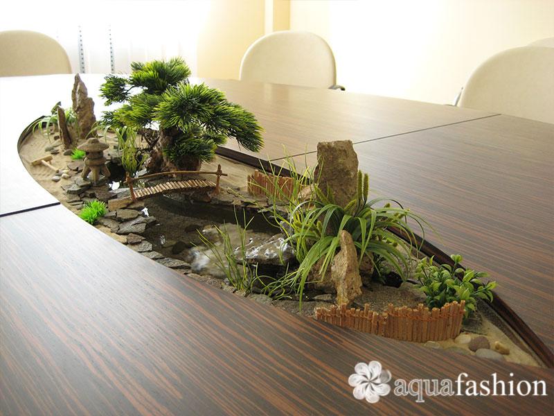 Фонтан как практичная декоративная часть домашнего интерьера.